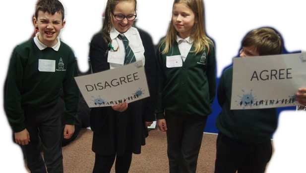 Active Children Agree Disagree