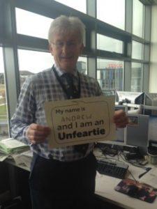 Andrew Fraser, NHS Health Scotland
