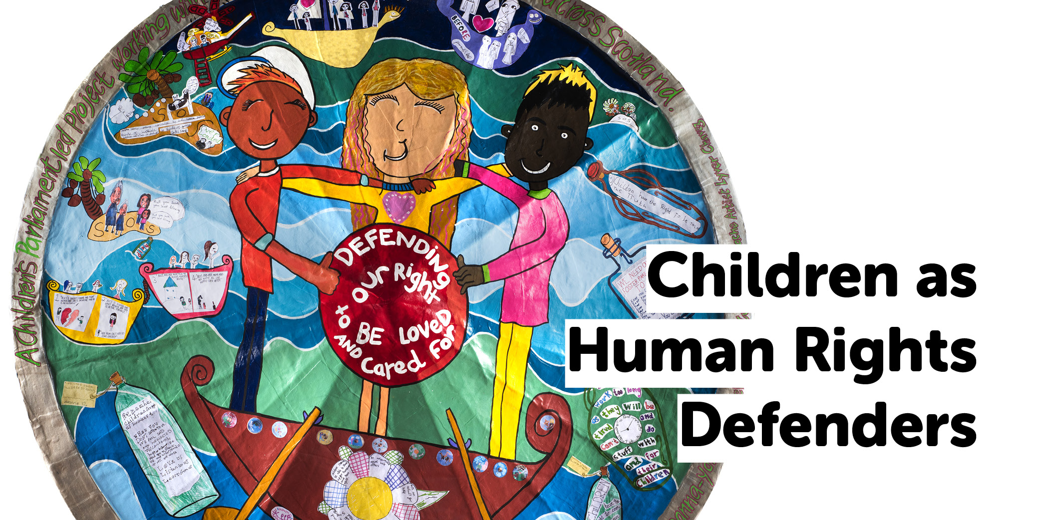 Children as Human Rights Defenders