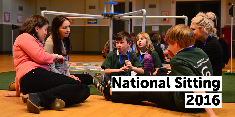 National Sitting 2016