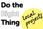 Do the Right Thing Local Projects Logo