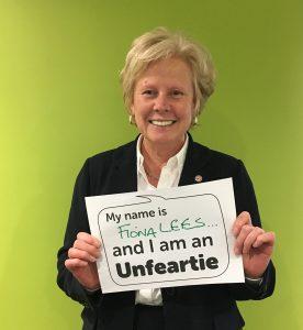 Fiona Lees, East Ayrshire Council