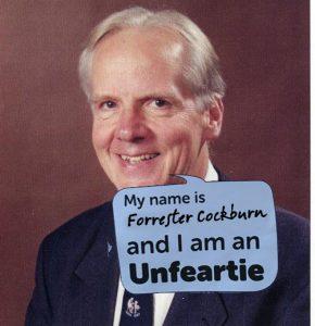 Prof. Forrester Cockburn, Glasgow University & Yorkhill Hospital