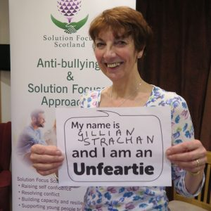 Gillian Strachan, Solution Focus Scotland