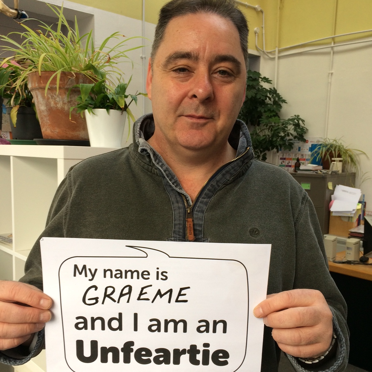 Graeme McKinnon, Project Worker