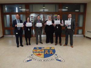Inverurie Acad. Senior Leadership Team, Inverurie Academy