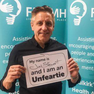 Jim Stewart, Falkirk and District Association for Mental Health