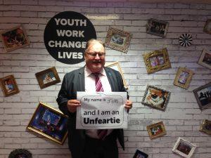 Jim Sweeney, YouthLink Scotland