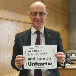 John Swinney MSP, Scottish Parliament
