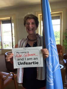 Kate Gilmore, Office of the UN High Commissioner for Human Rights