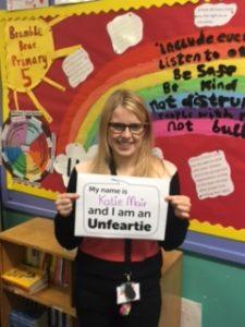 Katie Mair, Bramble Brae School