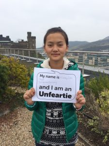 Kinley Zam, Bhutan Children's Parliament Member