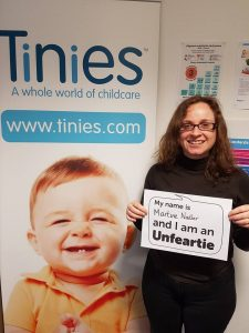 Martine Nadler, Tinies Glasgow Ltd.