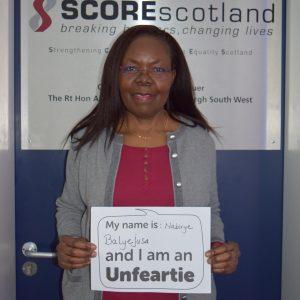 Nabirye Balyejusa, Score Scotland