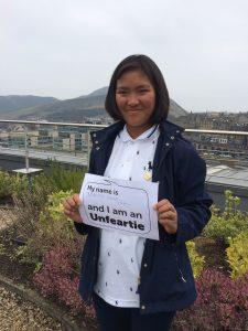 Rinchen Dema, Bhutan Children's Parliament Member