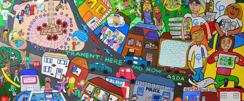 StreetsAhead Tranent: Here and Now