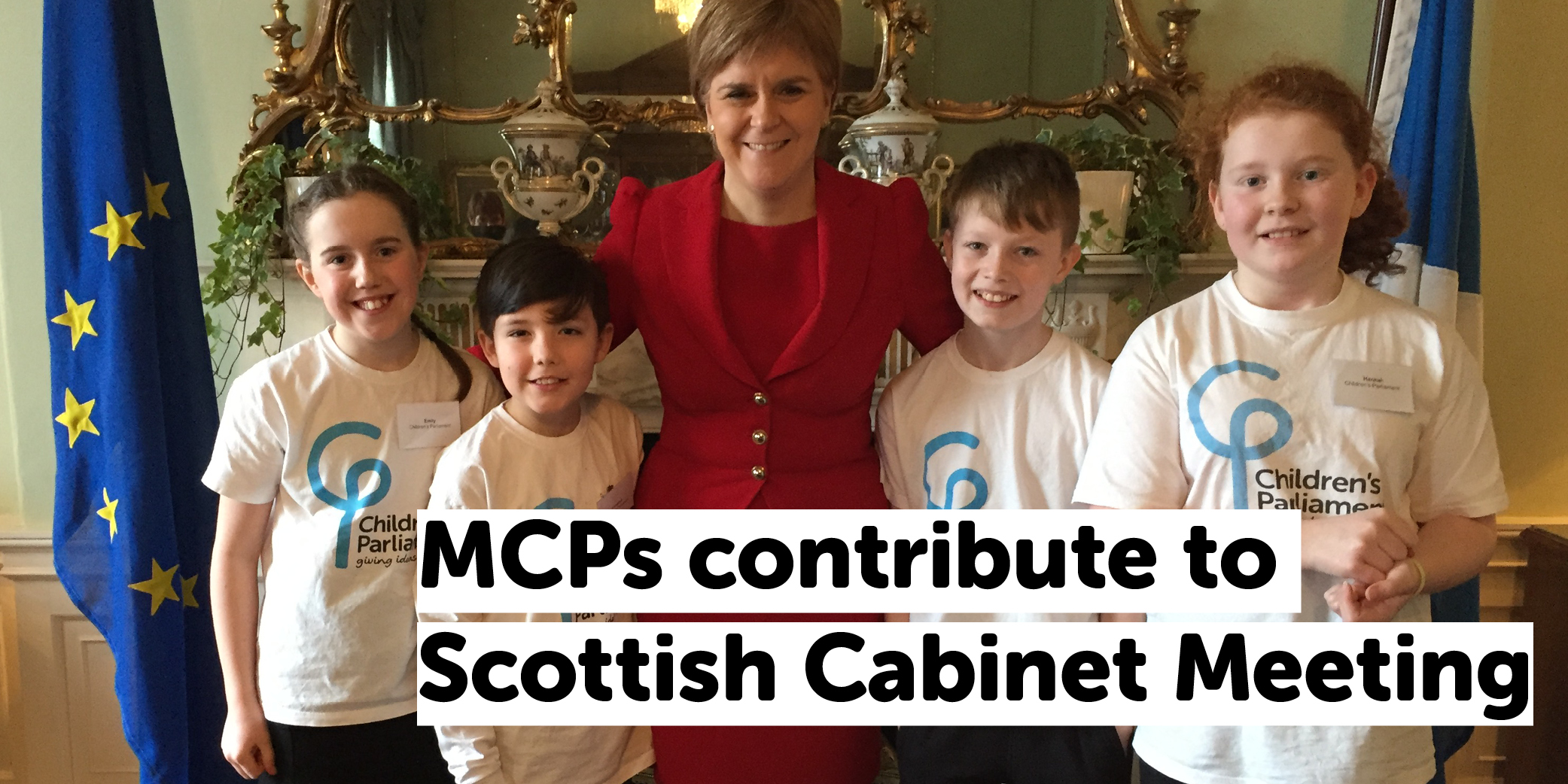 Children Scottish Cabinet