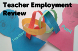 Teacher Employment Review logo (2011)