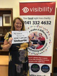 Valerie Breck, Visibility